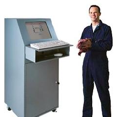 Информационный терминал-современно, оперативно, точно: Система «ПРОМЫШЛЕННЫЙ ИНФОРМАЦИОННЫЙ КИОСК» на производственных предприятиях в планирование, организация и контроль исполнения производственного расписания