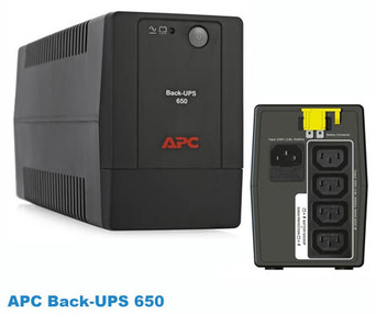 APC Back-UPS BX650LI