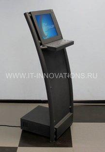 Информационный киоск с клавиатурой ИТ-И-3К