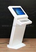 Информационный терминал ИТ-И-30 МИНИ КОСМОС с клавиатурой