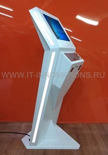 """Сенсорный инфомат ИТ-И-116 """"КОСМОС"""""""