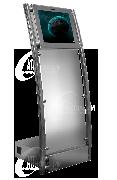 Информационный киоск из нержавеющей стали ИТ-И-2