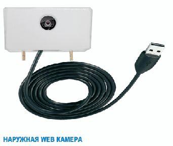 Наружная WEB камера