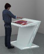 Сенсорный интерактивный стол Z