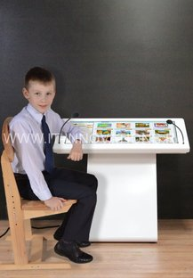 Сенсорный логопедический стол ИТ-И-156