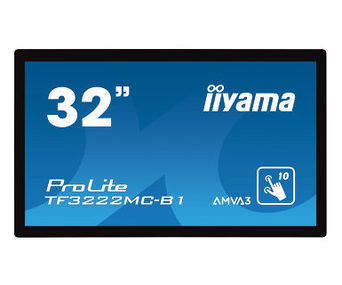 "Сенсорный монитор Iiyama 32"" ProLite TF3222MC-B"