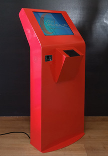 Сенсорный терминал со сканером паспорта ИТ-И-21/2