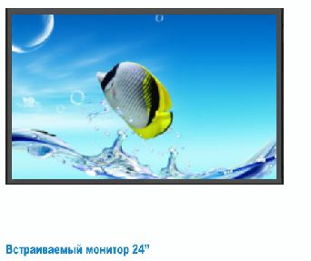 Монитор 24 дюйма